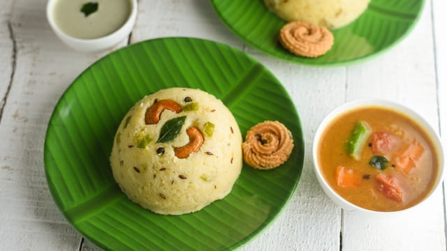 Ven Pongal - south indian food