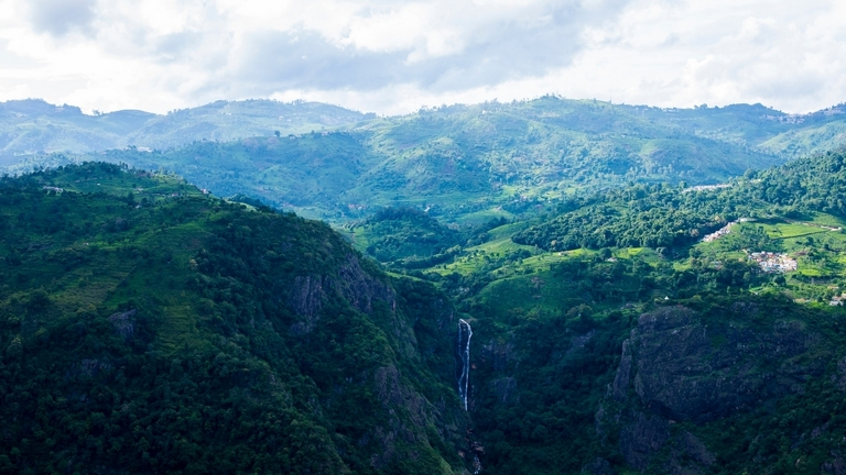 dolphin-nose ooty tourism place