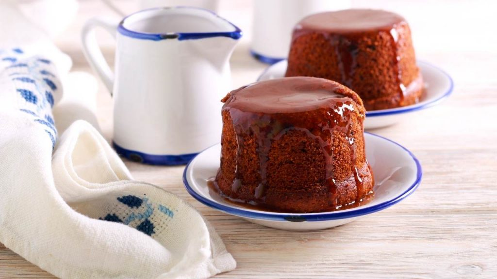 The preparation of this Date Pudding dessert is a very simple yet healthier choice of desserts