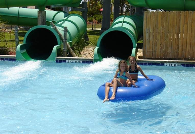 South Florida's largest water park