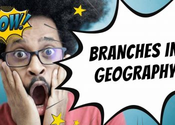 Branches in geography